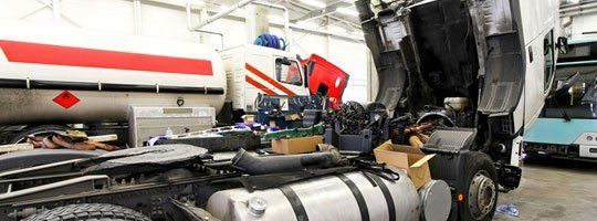 Diesel Engine Services for Trucks