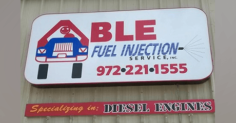 Able Fuel Injection Service Inc
