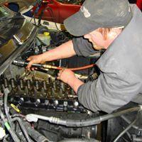 Radiator inspection