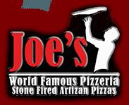 Joe's World Famous Pizzeria - Logo