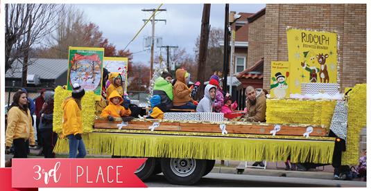Christmas County Parade
