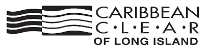 Caribbean Clear of Long Island  - Logo