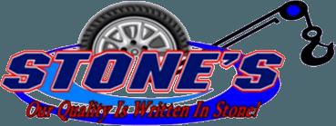 Stone's Auto Repair - logo