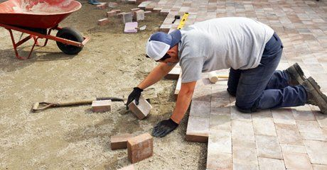 Residential concrete service