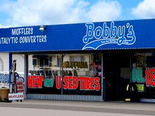 Bobby's Tires & Muffler Shop | Car Repair | National City CA