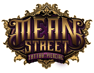 Mean Street Tattoo - Logo
