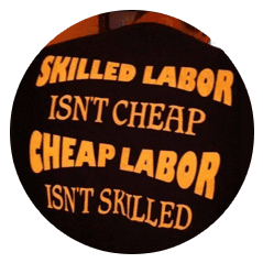 Skilled labor