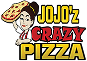 Jojo'z Crazy Pizza - Logo