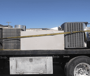 AC recycling services