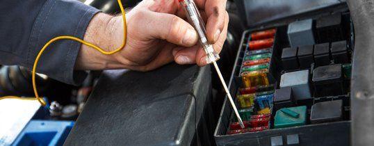 Car electric repair