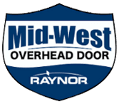 Mid West Overhead Door   Logo