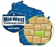 Contact Mid West Overhead Door Fond Du Lac Wi 920 922 9549