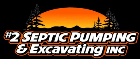 #2 Septic Pumping & Excavating Inc-Logo