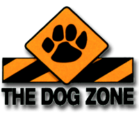 The Dog Zone - logo