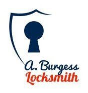 A. Burgess Locksmith - Logo