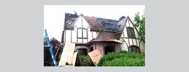 roof tear-off