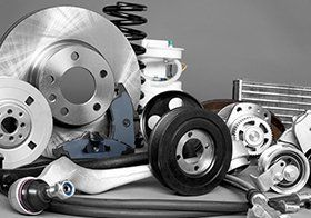 auto and equipment parts