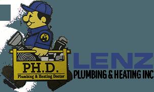 Lenz Plumbing & Heating Inc - Logo