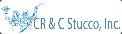 CR & C Stucco - Logo