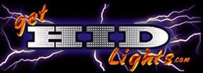 Get HID Lights - Logo