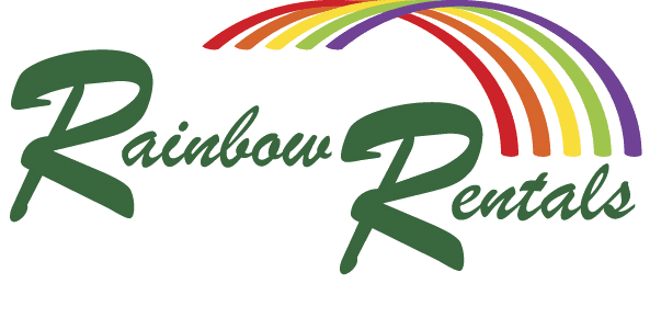 Rainbow Rentals - Logo