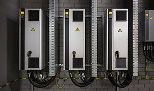 Electric Change Outs