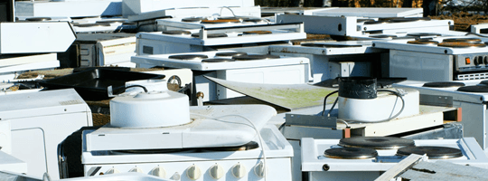 Appliances Waste
