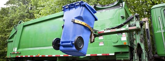 Trash Pickup