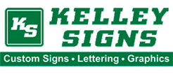 Kelley Signs - Logo