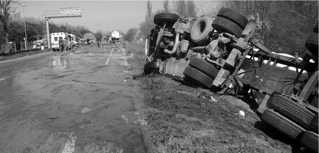 Truck Accident Attorney Athens, TN | 18 Wheeler Accident Lawyer
