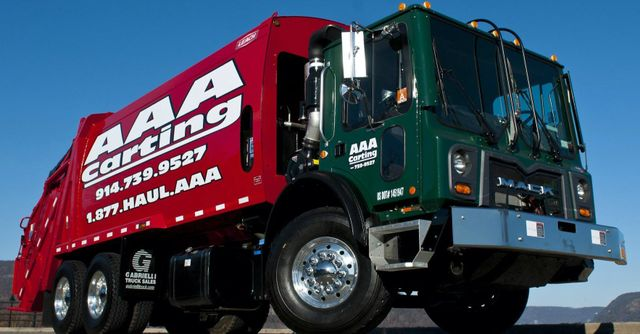 Aaa Carting Collection Schedules Buchanan Ny