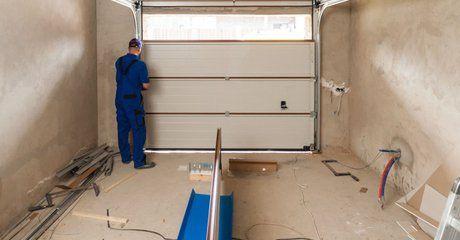 Garage Door Installation West Chester Ohio Residential