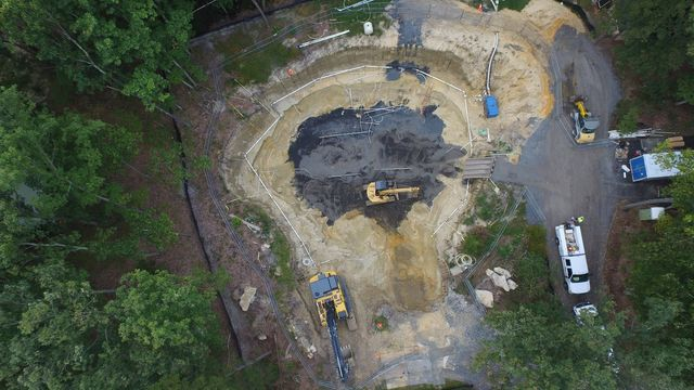 Soil Excavation Groundwater Treatment Medford Lakes Nj