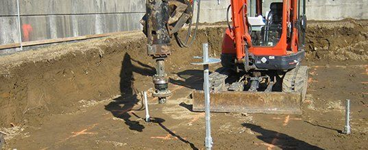 Helical Piers   Pipeline Anchors   Medford Lakes, NJ