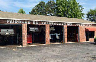 Fairburn Rd Transmission Service Shop