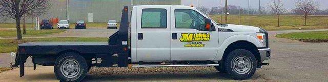 JM service truck