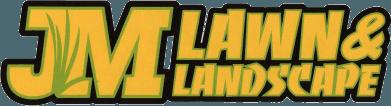 JM Lawn & Landscape - Logo