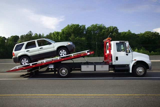Auto Towing Auto Recovery Harrisburg Pa