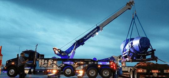Heavy Duty Towing Heavy Duty Recovery Harrisburg Pa