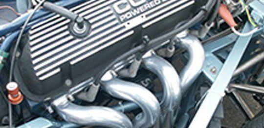 Exhaust Coating