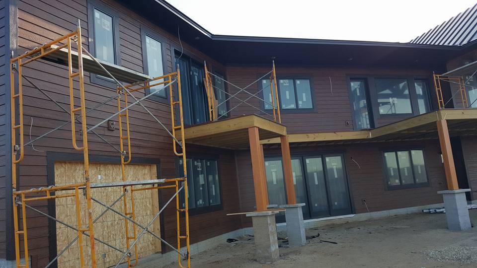 Exterior Remodeling New Siding Cedar Rapids Ia