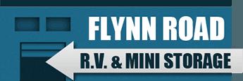 Flynn Road RV & Mini Storage - logo